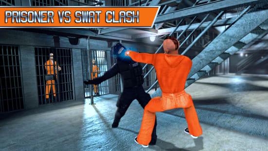 Prisoner Jail Escaping Game