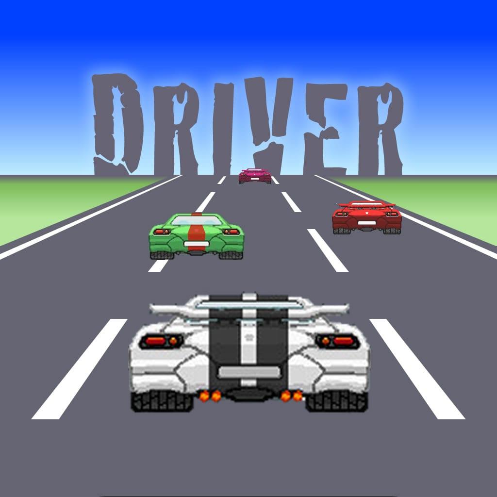 Infinite Road Driver - 16 Bits 1.0.8