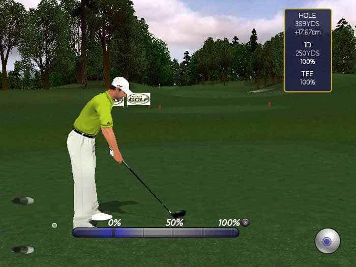 Pro stroke golf descargar for Juego de golf para oficina