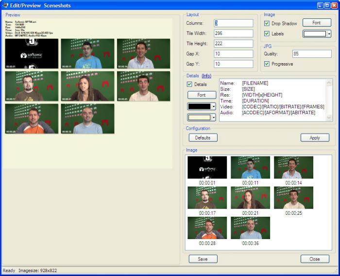 Scenegrabber.NET