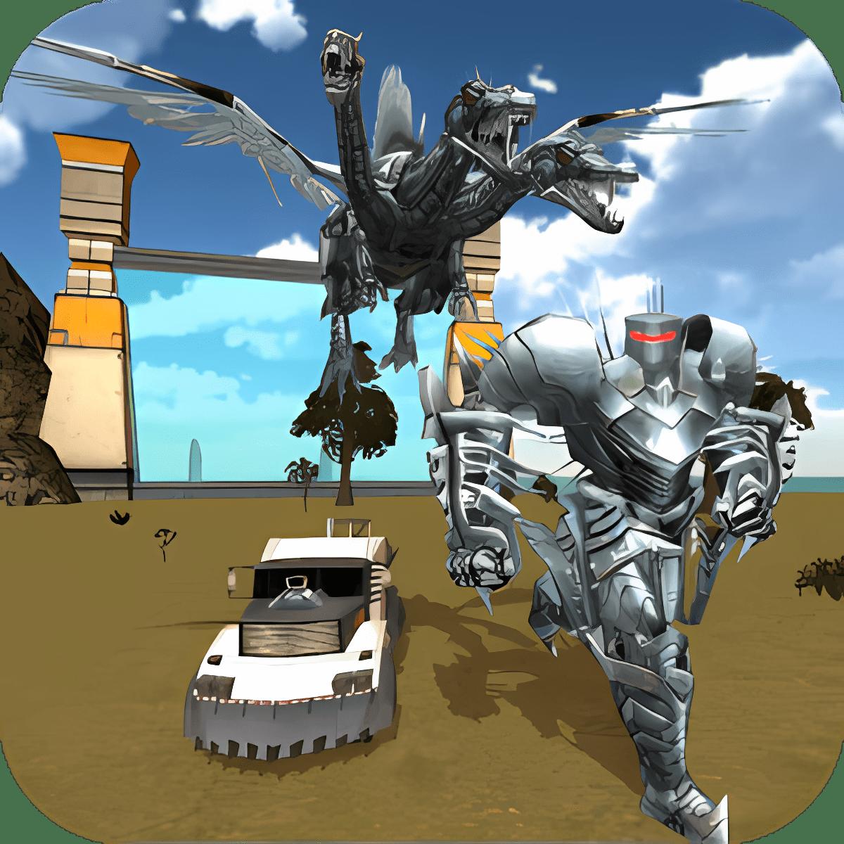 Dragon Robot 1.0