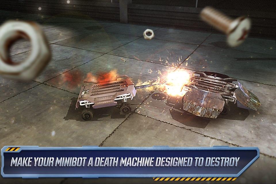 Battle Robots 3D Deluxe