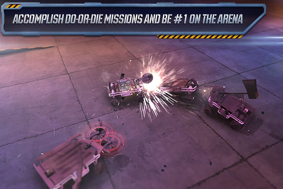 Battle Robots 3D