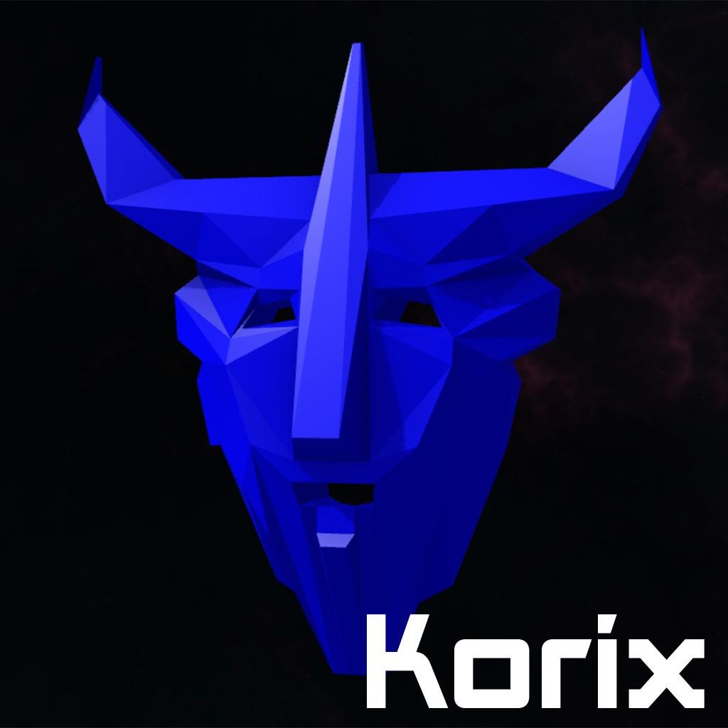 Korix - Horned Mask PS VR PS4
