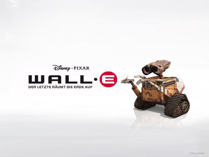 WALL-E Wallpaper