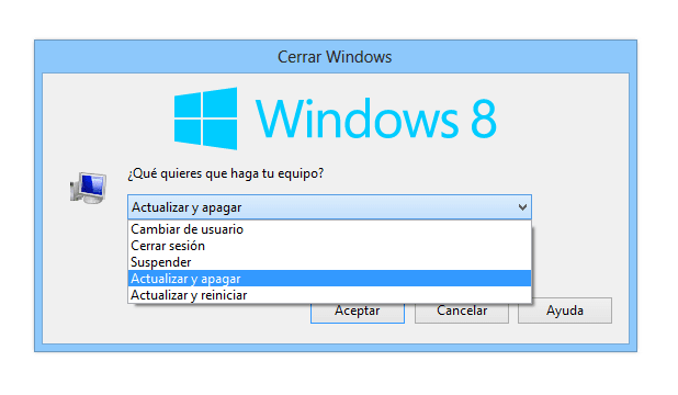 Classic Shutdown para Windows 10