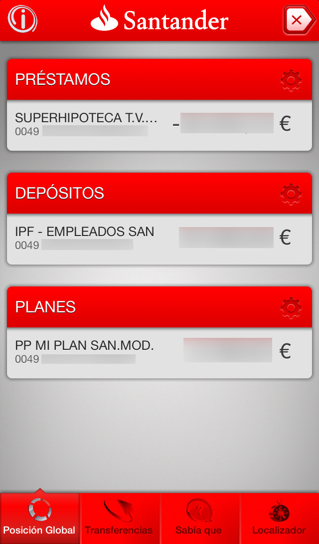 santander para iphone descargar On localizador de sucursales santander