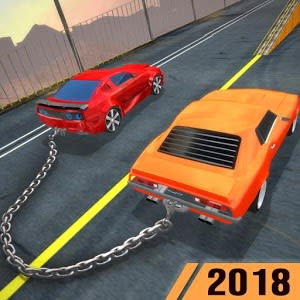 Chained Cars Racing Rampage 1.2