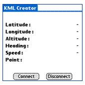Browse to KML Creator