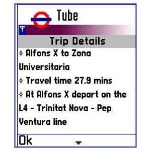 Tube Barcelona