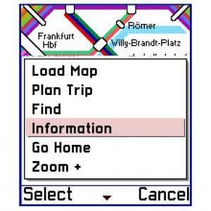 Tube Frankfurt