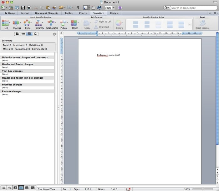 Microsoft Word 2011 For Mac - Download