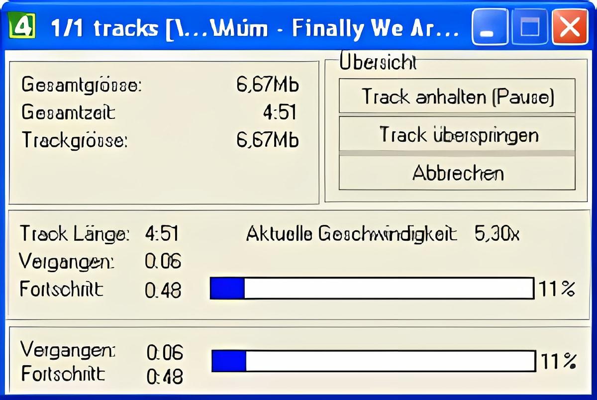 4Musics Multiformat Converter
