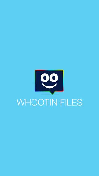 Whootin Files