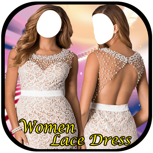 Women Lace Dress Suits