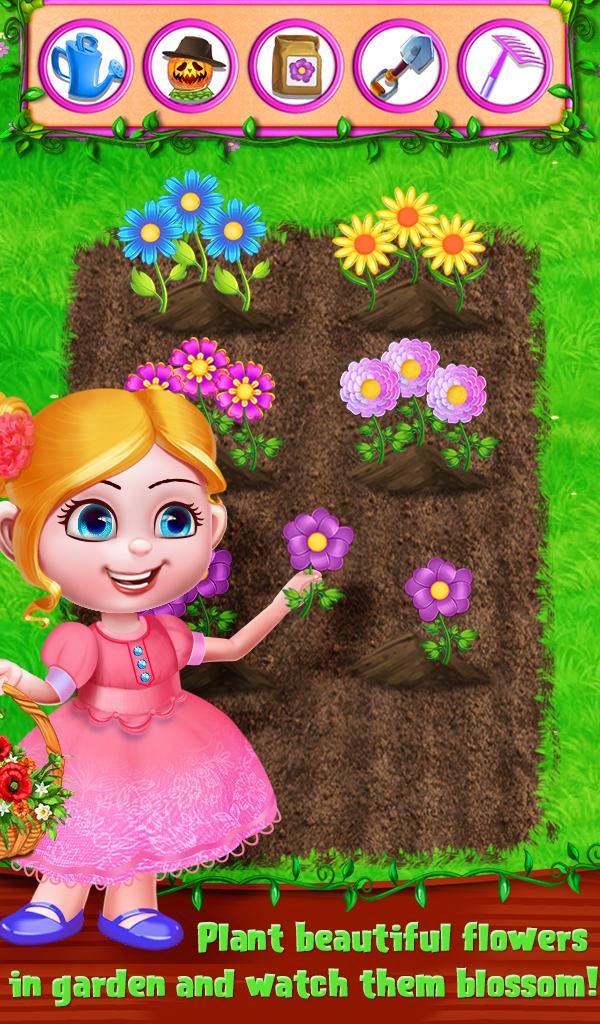 Princess Wedding Flower Girl