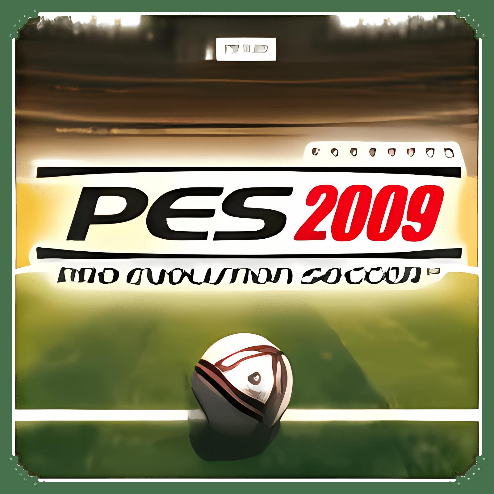 Pro Evolution Soccer 2009 1.40 Patch