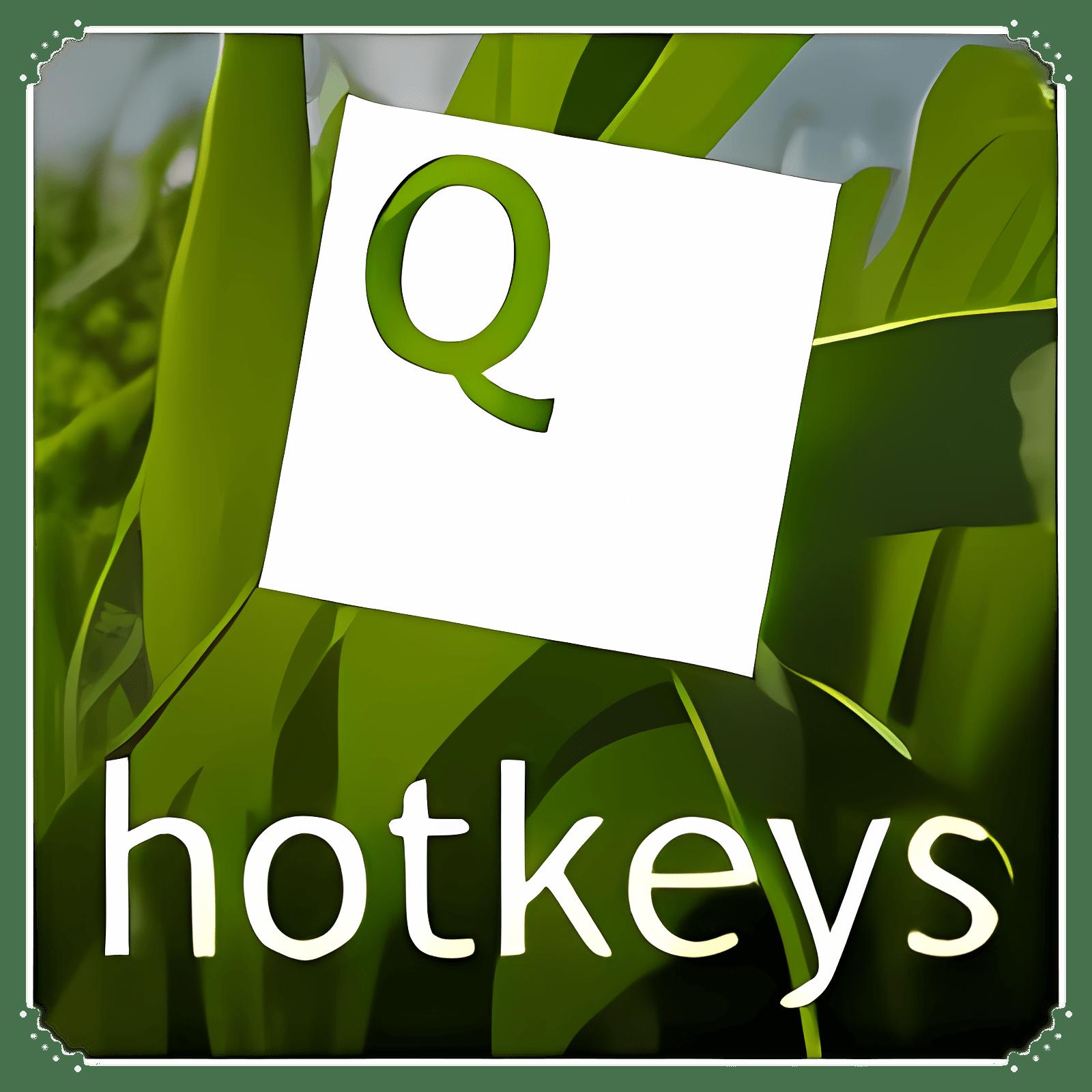 Qliner Hotkeys 2.0.1