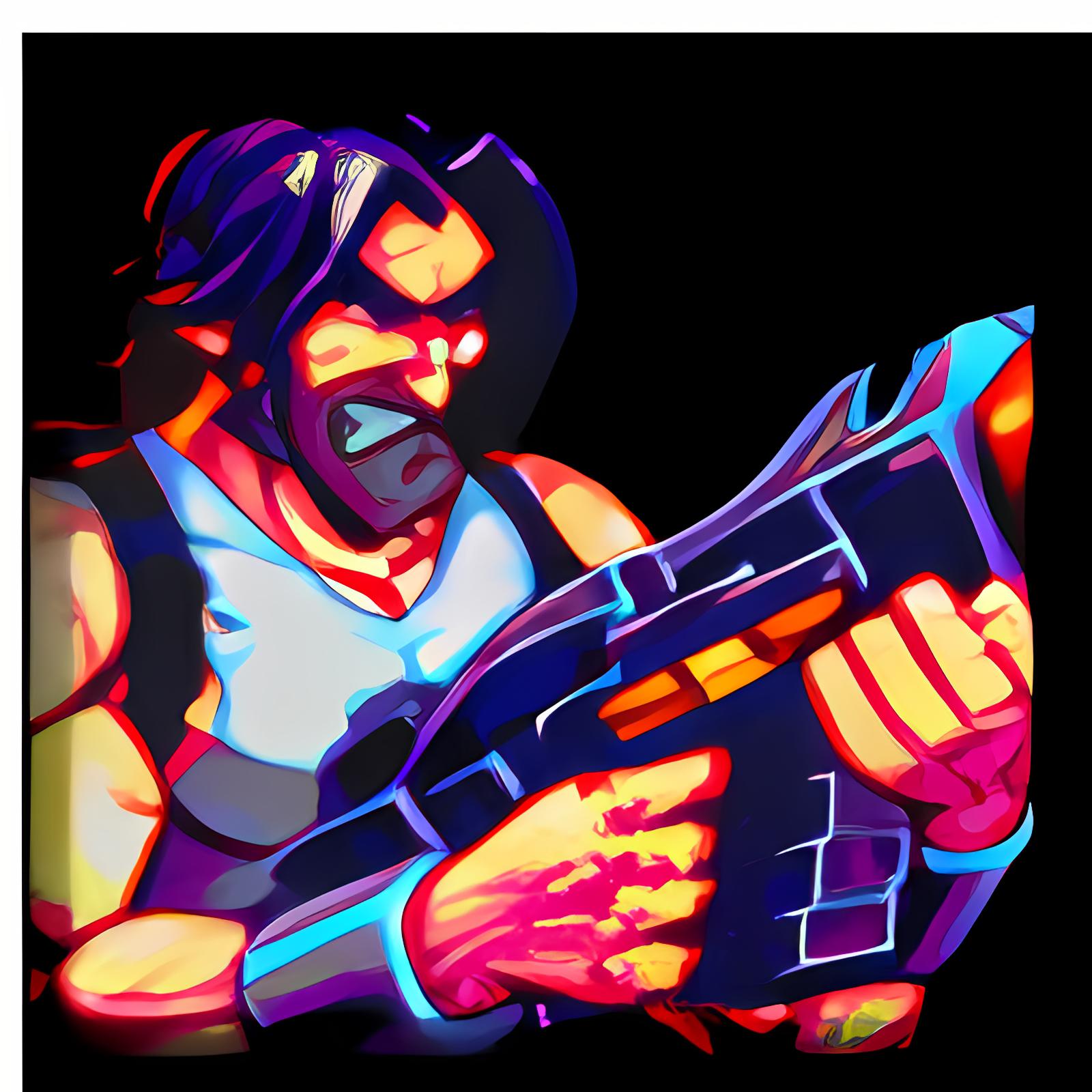 Cosmic Prison Commando