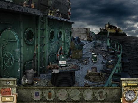 Shutter Island Game
