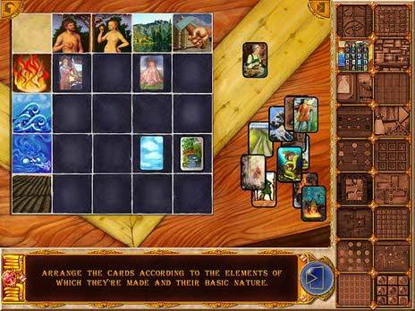 Magic Encyclopedia Moon Light Game