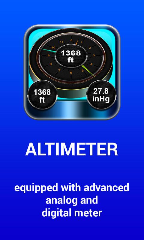 Accurate Altitude measurement
