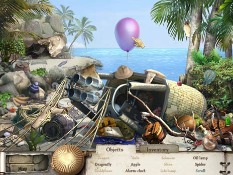 Lost Lagoon Trail of Destiny Game