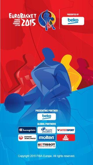 Eurobasket 2015 Official