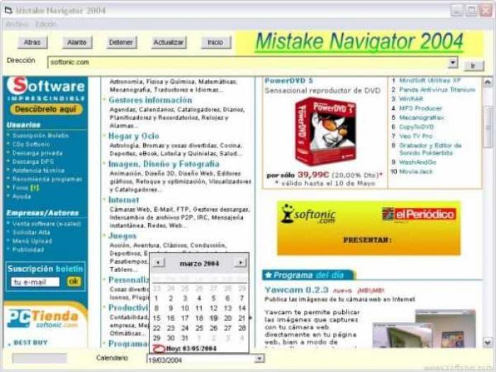Mistake Navigator