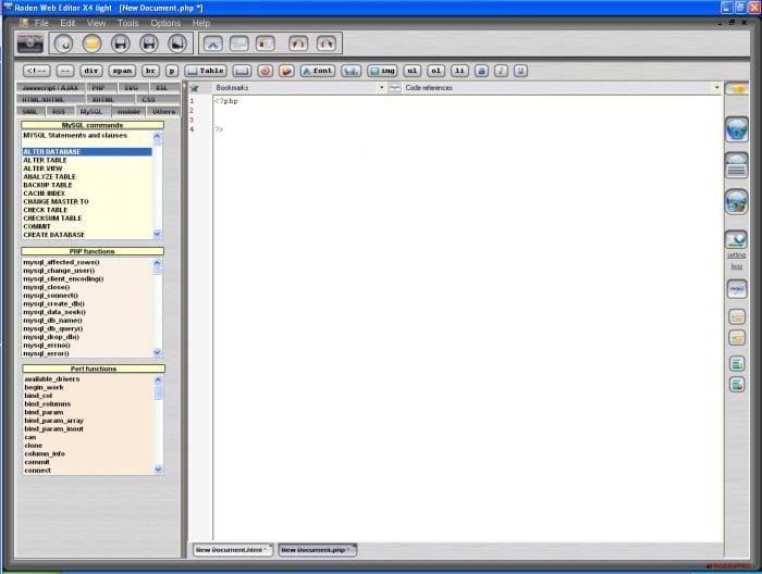 Roden Web Editor