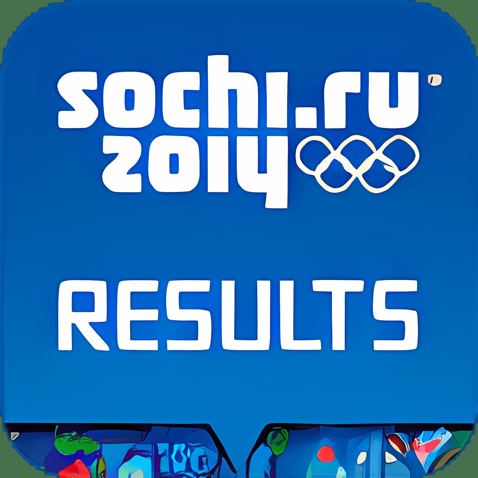 Sotchi 2014 Résultats
