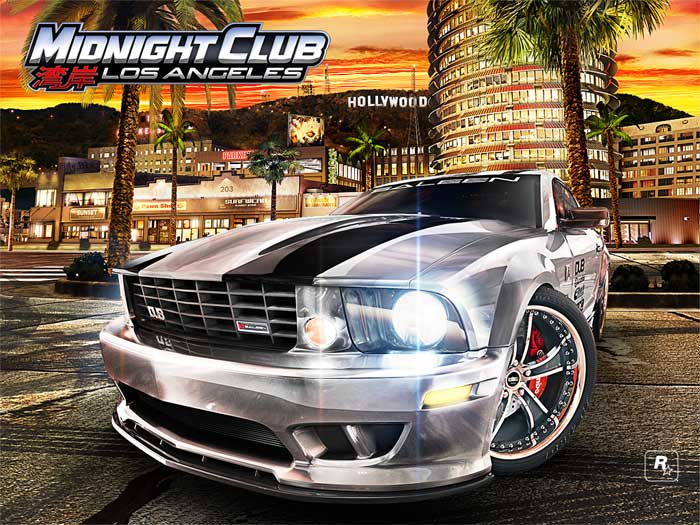 MidnightClub Los Angeles