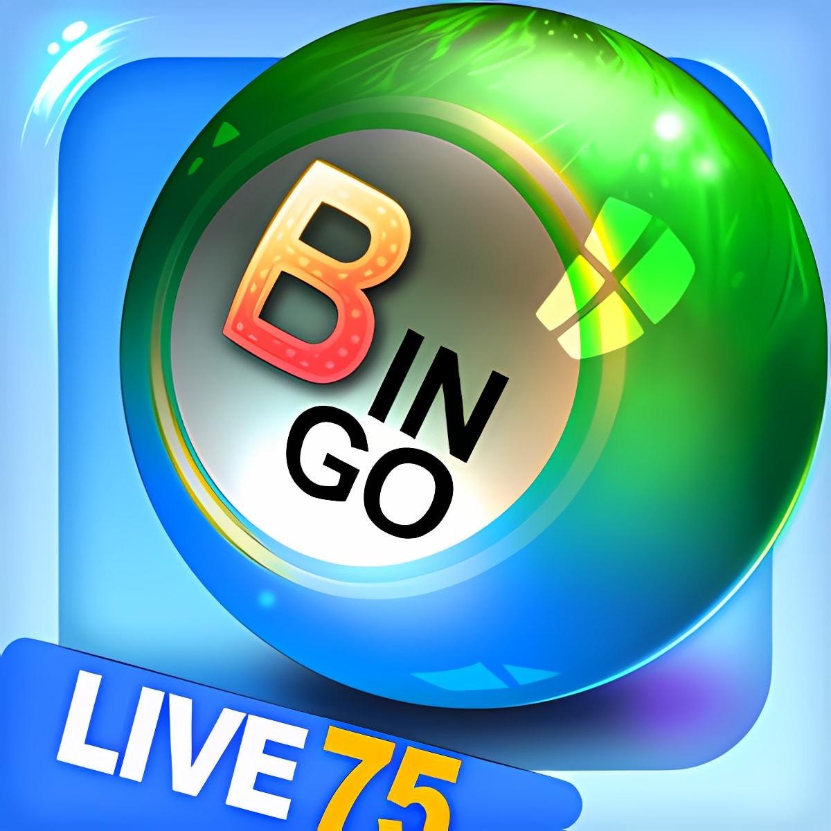 Bingo City Live 75+FREE slots