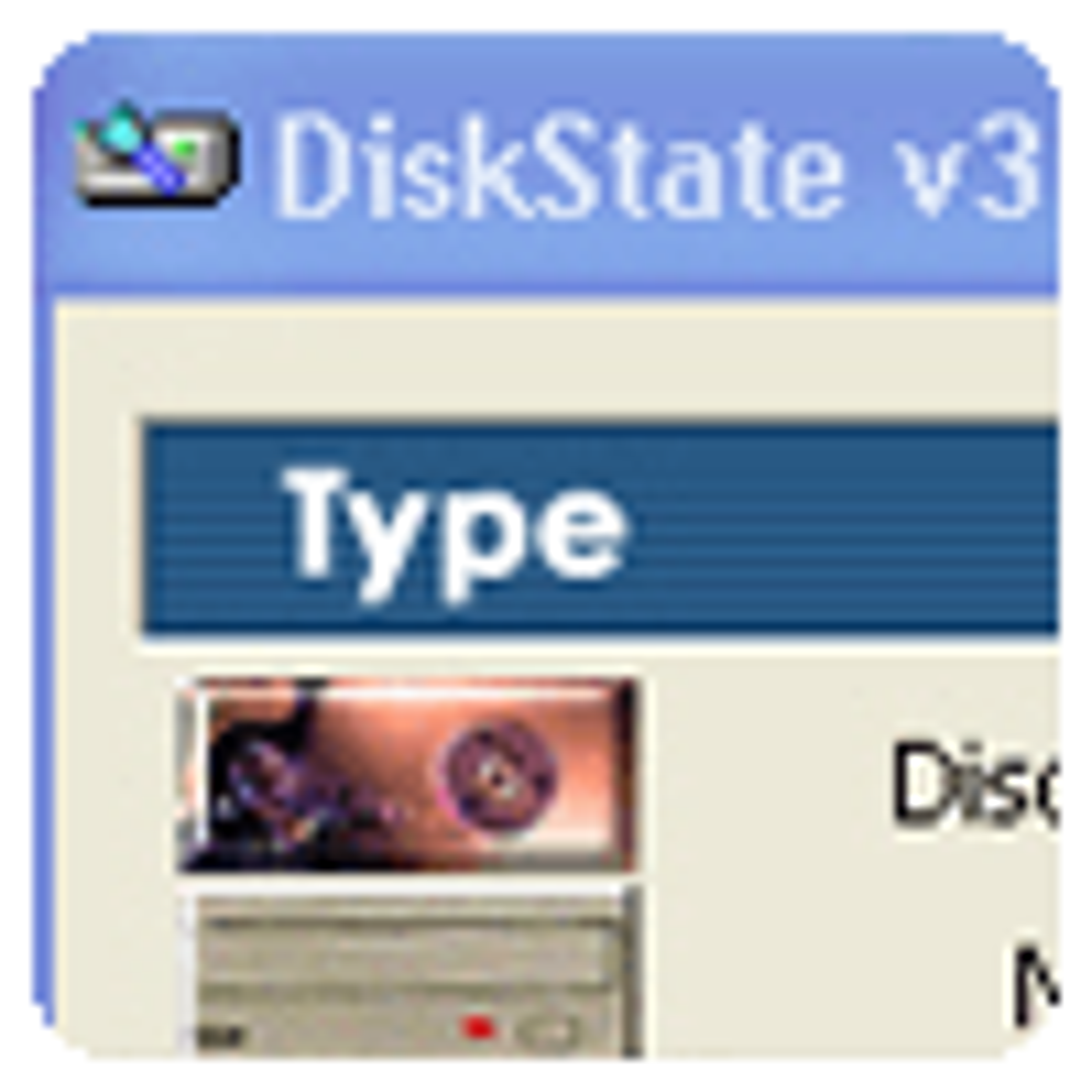 DiskState