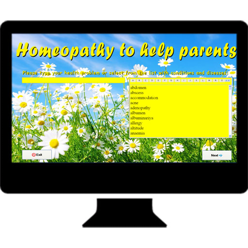 homeopathy to help parents