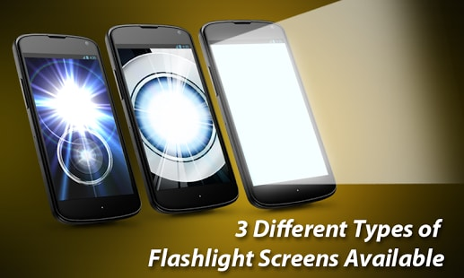 Flashlight ScreenLiveWallpaper
