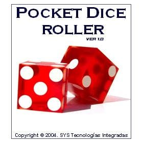 Pocket Dice Roller