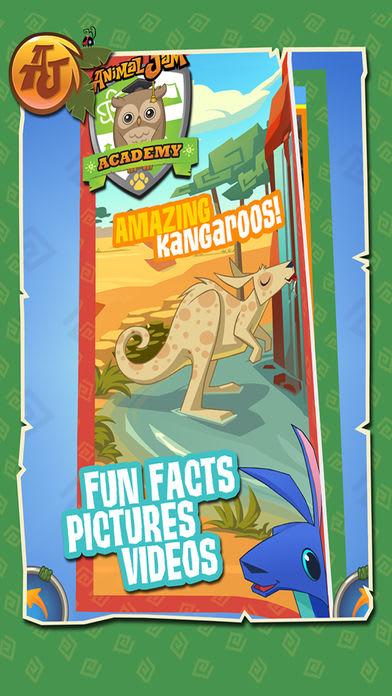 AJ Jump: Animal Jam Kangaroos!