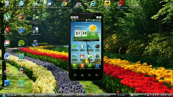 LG PC Suite IV