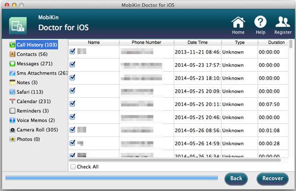 MobiKin Doctor for iOS Mac