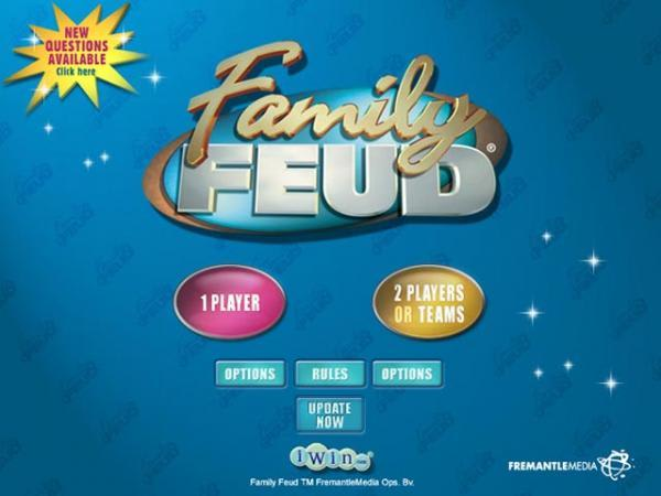 family feud - download, Powerpoint templates