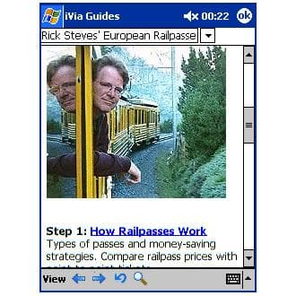 Rick Steves Railpass Guide