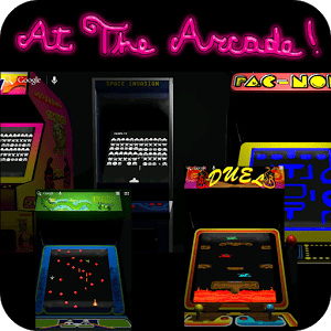 At the Arcade 3D Wallpaper 1.0.2