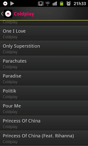 Letras de Música by TOPTVZ