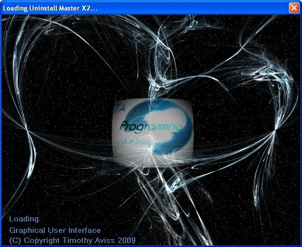 Uninstall Master X2