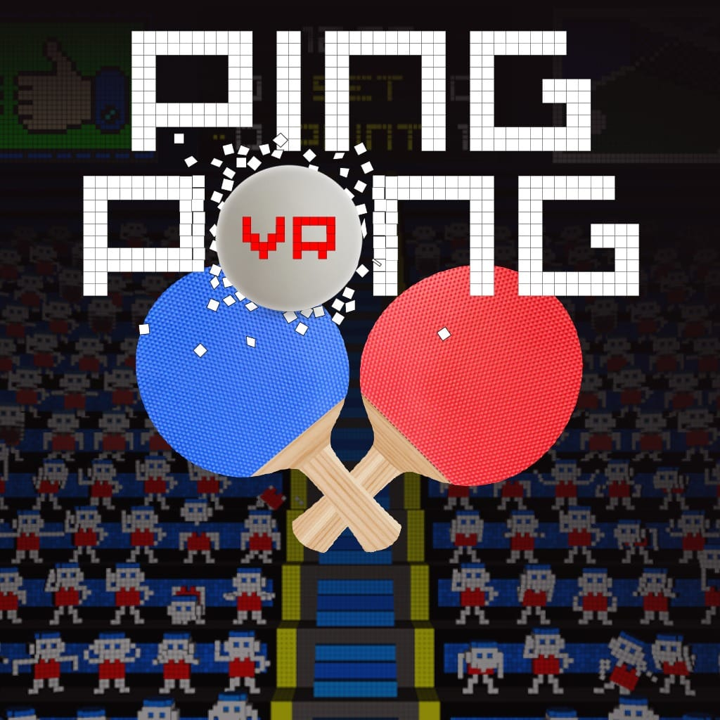 VR Ping Pong PS VR PS4