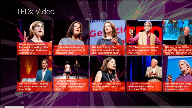 TEDx Video