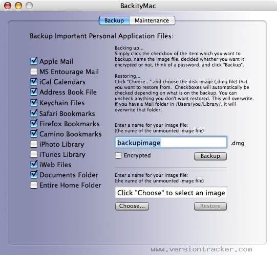 BackityMac