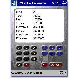 Easy Number Converter