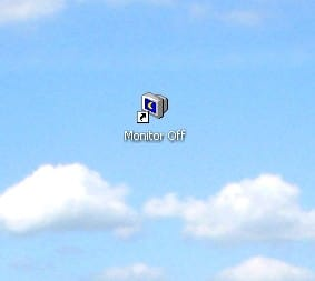 Monitor Off
